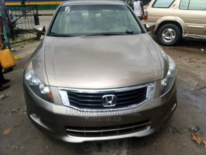 Honda Accord 2008 3.5 EX Automatic Gold | Cars for sale in Rivers State, Port-Harcourt