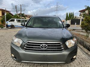 Toyota Highlander 2008 Gray | Cars for sale in Lagos State, Ojodu