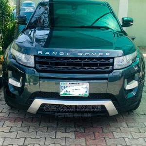 Land Rover Range Rover Evoque 2014 Green   Cars for sale in Lagos State, Ajah