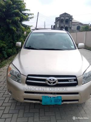 Toyota RAV4 2008 Limited V6 Gold | Cars for sale in Lagos State, Ajah