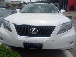 Lexus RX 2012 350 AWD White | Cars for sale in Lagos State, Alimosho