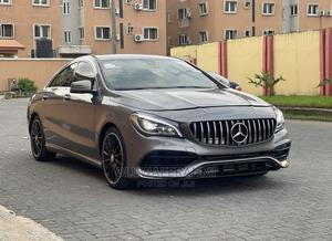 Mercedes-Benz CLA-Class 2015 Gray | Cars for sale in Lagos State, Ogba