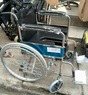 Commode Wheelchair | Medical Supplies & Equipment for sale in Lagos State, Ikoyi