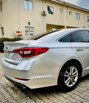 Hyundai Sonata 2016 Silver | Cars for sale in Abuja (FCT) State, Gwarinpa