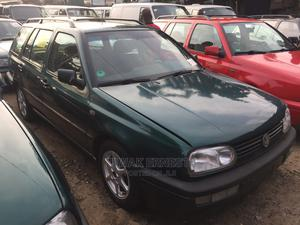 Volkswagen Golf 2002 Green | Cars for sale in Lagos State, Amuwo-Odofin