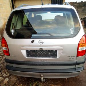 Opel Zafira 2007 Silver | Cars for sale in Lagos State, Ikorodu