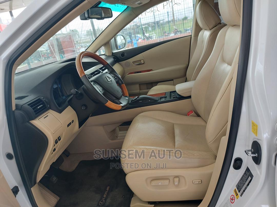 Lexus RX 2011 White | Cars for sale in Ajah, Lagos State, Nigeria