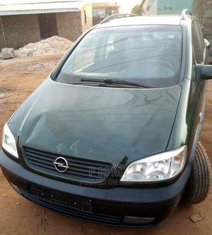 Opel Zafira 2007 Green | Cars for sale in Lagos State, Ikorodu