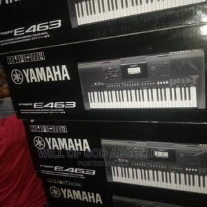 Yamaha Keyboard Psr 463 | Musical Instruments & Gear for sale in Lagos State, Magodo