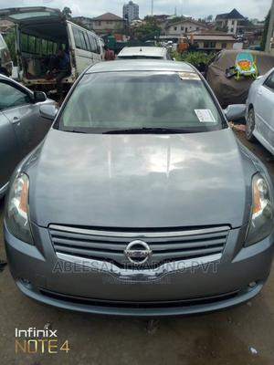 Nissan Altima 2008 2.5 S Gray | Cars for sale in Lagos State, Mushin