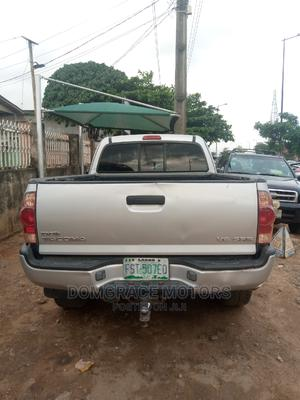Toyota Tacoma 2005 Silver | Cars for sale in Lagos State, Maryland