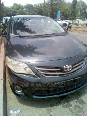 Toyota Corolla 2012 Gray | Cars for sale in Abuja (FCT) State, Garki 2