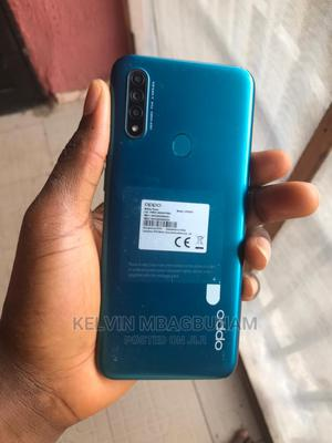 Oppo A31 64 GB Blue | Mobile Phones for sale in Delta State, Oshimili South
