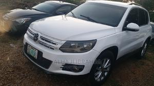 Volkswagen Tiguan 2009 2.0 SE White | Cars for sale in Abuja (FCT) State, Central Business Dis