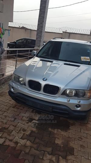 BMW X5 2003 Silver | Cars for sale in Lagos State, Ojodu