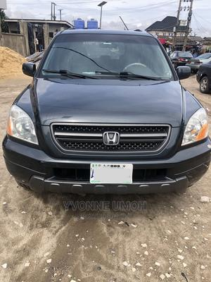 Honda Pilot 2003 Gray | Cars for sale in Lagos State, Lekki