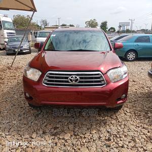 Toyota Highlander 2010 Limited Red | Cars for sale in Kaduna State, Kaduna / Kaduna State