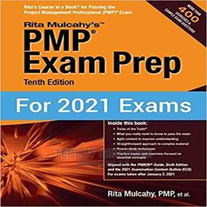 Rita Mulcahy PMP Tenth Edition | Classes & Courses for sale in Lagos State, Surulere