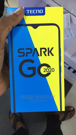 New Tecno Spark Go 2020 32 GB Black | Mobile Phones for sale in Rivers State, Port-Harcourt