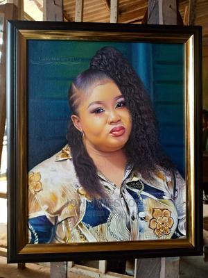 Portrait Paintings   Arts & Crafts for sale in Abuja (FCT) State, Wuse