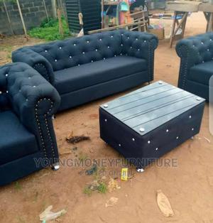Complete Set of Sofa Chair | Furniture for sale in Lagos State, Ikeja