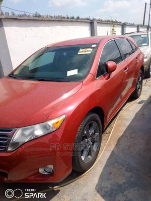 Toyota Venza 2009 V6 Red | Cars for sale in Lagos State, Ojodu