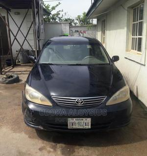 Toyota Camry 2005 Black   Cars for sale in Abuja (FCT) State, Lugbe District
