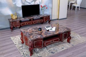 Royal Center Table and Tv Stand   Furniture for sale in Lagos State, Ojo