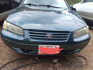 Toyota Camry 1999 Automatic Green | Cars for sale in Lagos State, Amuwo-Odofin