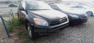 Toyota RAV4 2007 2.0 4x4 Black   Cars for sale in Abuja (FCT) State, Kubwa