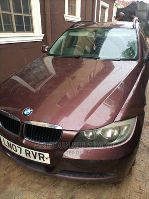 BMW 320d 2007 Orange | Cars for sale in Lagos State, Alimosho