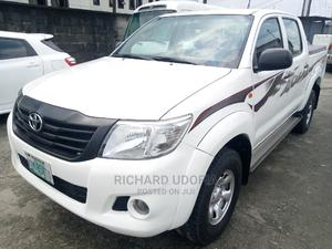 Toyota Hilux 2014 WORKMATE 4x4 White | Cars for sale in Rivers State, Port-Harcourt