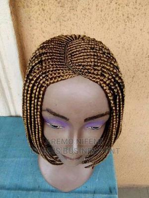 Braided Bob Wig   Hair Beauty for sale in Ekiti State, Ado Ekiti