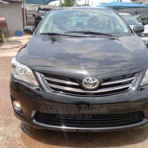Toyota Corolla 2013 Black | Cars for sale in Lagos State, Ifako-Ijaiye