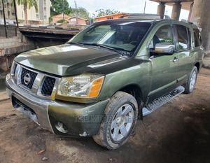 Nissan Armada 2004 4x4 LE Green   Cars for sale in Lagos State, Lagos Island (Eko)