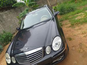 Mercedes-Benz E350 2008 Black | Cars for sale in Lagos State, Gbagada