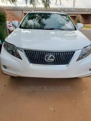 Lexus RX 2011 350 White | Cars for sale in Abuja (FCT) State, Central Business Dis