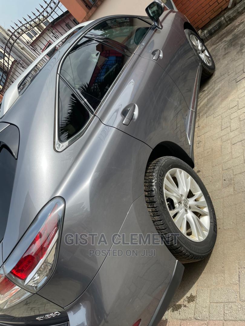 Archive: Lexus RX 2014 Gray