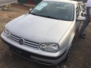 Volkswagen Golf 2002 Silver | Cars for sale in Lagos State, Amuwo-Odofin