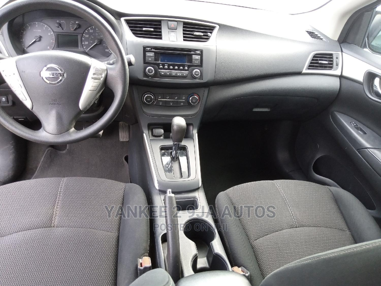 Nissan Sentra 2018 SL Gray | Cars for sale in Ikeja, Lagos State, Nigeria