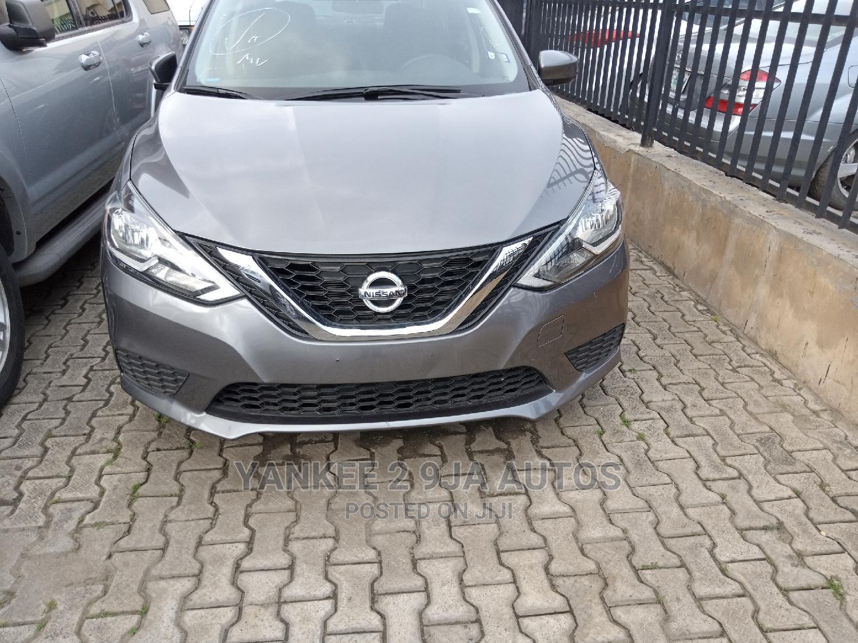 Nissan Sentra 2018 SL Gray
