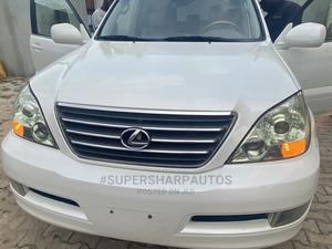 Lexus GX 2006 470 Sport Utility White | Cars for sale in Lagos State, Amuwo-Odofin