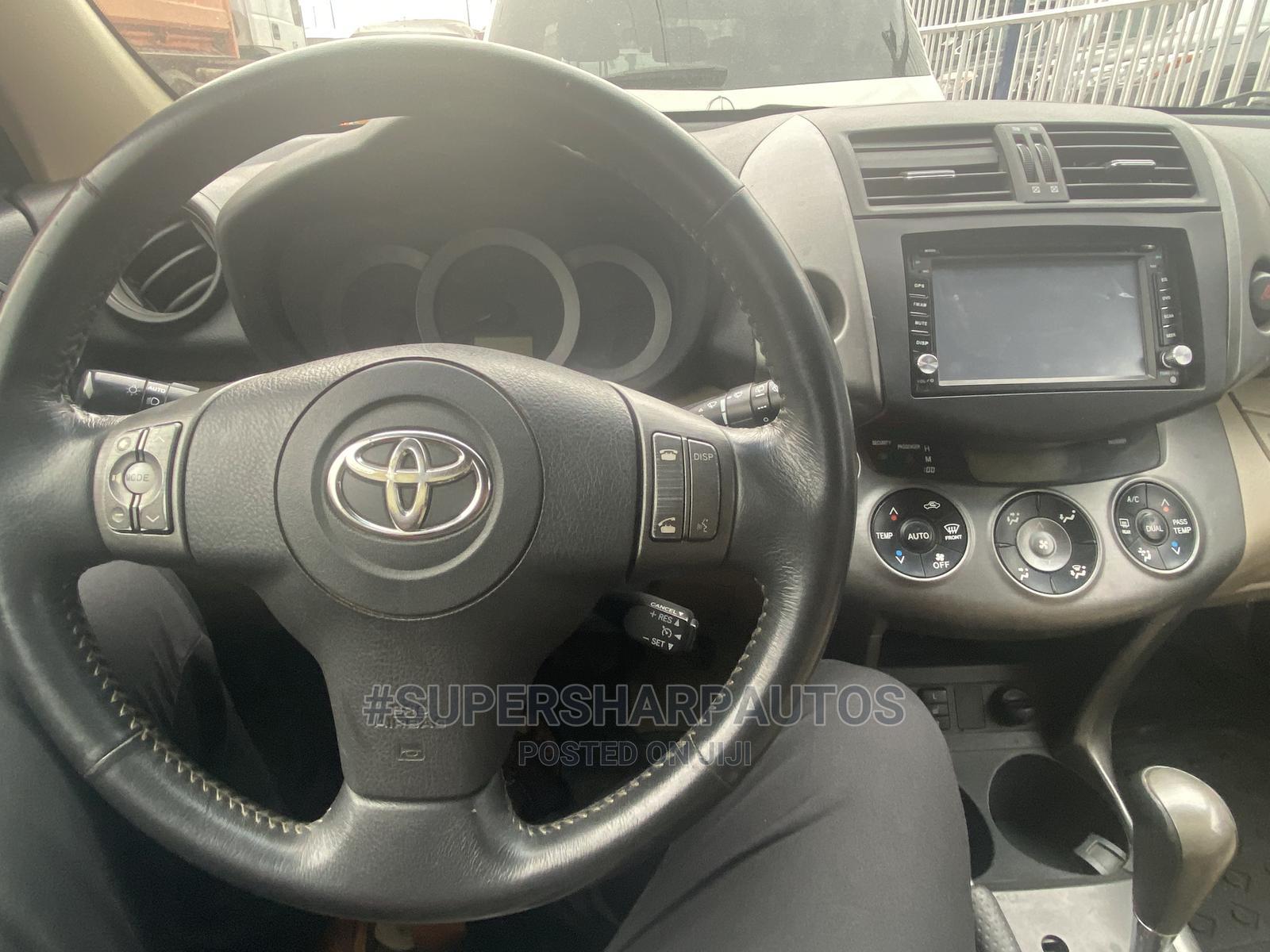 Toyota RAV4 2010 3.5 Limited 4x4 Gray | Cars for sale in Amuwo-Odofin, Lagos State, Nigeria