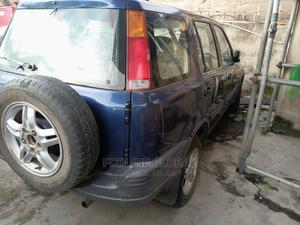 Honda CR-V 2001 2.0 Automatic Blue | Cars for sale in Lagos State, Ikeja