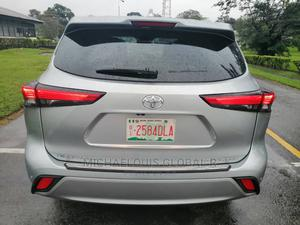 New Toyota Highlander 2020 Platinum AWD Silver   Cars for sale in Rivers State, Port-Harcourt