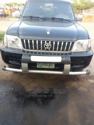 Toyota Land Cruiser Prado 2006 GX LIMITED Black   Cars for sale in Abuja (FCT) State, Garki 2