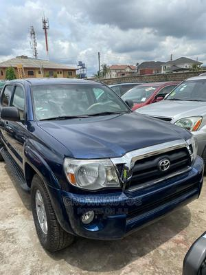 Toyota Tacoma 2008 4x4 Double Cab Blue   Cars for sale in Lagos State, Ikeja