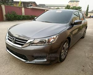 Honda Accord 2014 Gray   Cars for sale in Lagos State, Alimosho