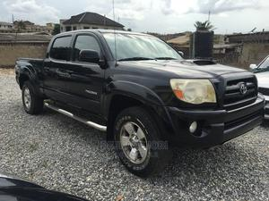 Toyota Tacoma 2006 PreRunner Access Cab Black | Cars for sale in Lagos State, Abule Egba