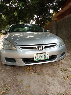 Honda Accord 2006 2.4 Executive Gray   Cars for sale in Plateau State, Jos